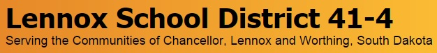 Lennox School District 41-4